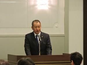 九州調査業協会・松本会長