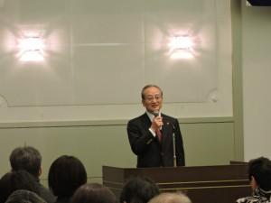 日本調査業協会・髙橋会長