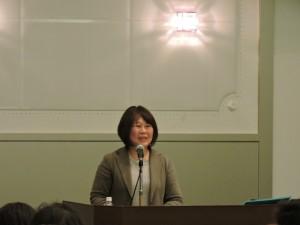 熊本県金融広報委員会 金融広報アドバイザー 金澤裕子