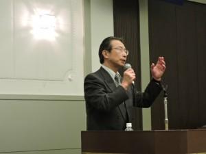 日本調査業協会・小船井専務理事