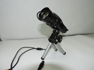 撮影機材ビデオカメラ