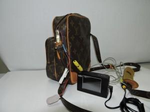 カモフラージュビデオカメラ